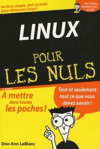 Dee-Ann LeBlanc - Linux pour les Nuls.