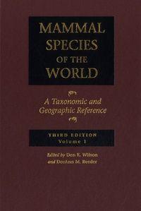 Mammal Species of the World - Volume 1 and 2.pdf