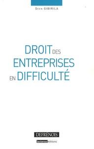 Droit des entreprises en difficulté - Deen Gibirila | Showmesound.org