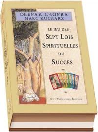 Deepak Chopra et Marc Kucharz - Le jeu des Sept Lois Spirituelles du Succès. 1 DVD