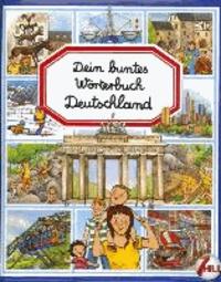Dein buntes Wörterbuch: Deutschland.