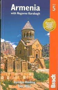 Deirdre Holding et Tom Allen - Armenia - With Nagorno Karabagh.