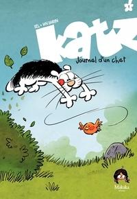 Del et Ian Dairin - Katz Tome 1 : Journal d'un chat.