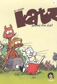 Del et Ian Dairin - Katz Tome 2 : Journal d'un chat.