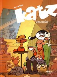Del et Ian Dairin - Katz Tome 5 : Chats en série.
