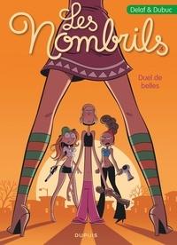 Delaf et Maryse Dubuc - Les Nombrils Tome 4 : Duel de belles.
