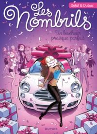 Delaf et Maryse Dubuc - Les Nombrils Tome 7 : Un bonheur presque parfait.