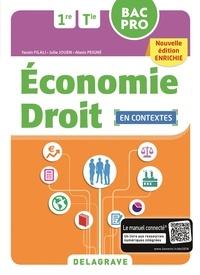 Delagrave - Economie droit 1re, Tle Bac Pro - Pochette de l'élève.