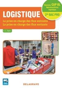 Delagrave - Logistique CAP Opérateur(trice) Logistique et 2de Bac Pro Logistique - Pochette élève.