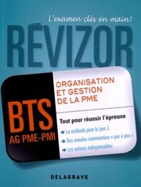 Delagrave - Organisation et gestion de la PME BTS AG PME-PMI.