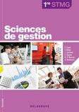 Delagrave - Sciences de gestion 1e STMG - Pochette élève.