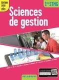 Delagrave - Sciences de gestion 1re STMG - Pochette élève.