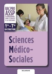 Deedr.fr Sciences médico sociales 1e-Tle BAC PRO ASSP - Livre de l'élève Image