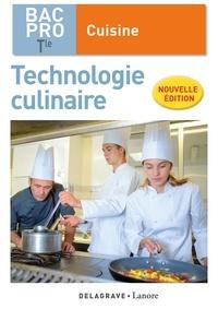 Ebooks téléchargements pour ipad Technologie culinaire Tle BAC Pro cuisine  - Pochette élève par Delagrave (French Edition) MOBI 9782206304885