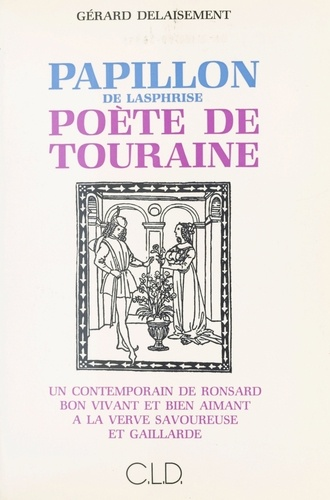 Papillon, poete de touraine