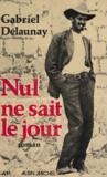 """Delaunay - """"Nul ne sait le jour""""."""