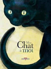 Delcourt - Mon chat à moi.