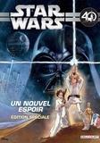 Delcourt - Star Wars  : Un nouvel espoir - Edition spéciale 40e anniversaire.
