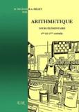 Delfaud - Arithmétique cours élémentaire 1e et 2e année.