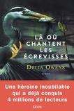 Delia Owens - Là où chantent les écrevisses.