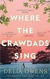 Delia Owens - Where the Crawdads Sing.