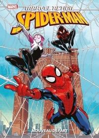 Delilah S Dawson et Fico Ossio - Marvel Action Spider-Man  : Nouveau départ.