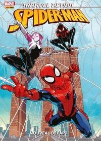 Delilah S. Dawson - Marvel Action Spider-Man T01 - Nouveau départ.