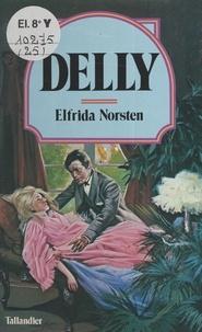 Delly - Le secret de la Sarrasine (2) - Elfrida Norsten.