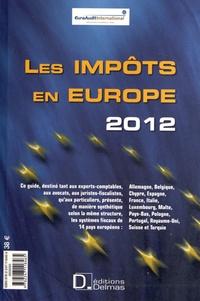 Delmas - Les impôts en Europe 2012.