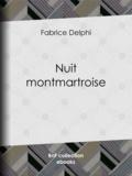 Delphi Fabrice et A. Douhin - Nuit montmartroise.