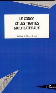 Delphine Adouki - Le Congo et les traités multilatéraux.
