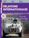 Delphine Allès et Jean-Vincent Holeindre - Relations internationales.