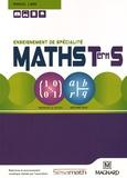 Delphine Arnaud et Bruno Casavecchia - Mathématiques Tle S Sésamath - Enseignement de spécialité, matrices et suites, arithmétique.