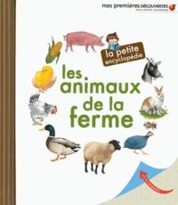 Delphine Badreddine et Ute Fuhr - Les animaux de la ferme.