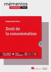 Delphine Bazin-Beust - Droit de la consommation.