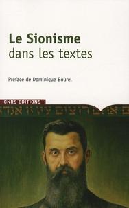Le Sionisme dans les textes.pdf