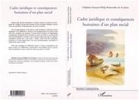Delphine Boisserolles de Saint Julien - Cadre juridique et conséquences humaines d'un plan social.