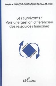 Histoiresdenlire.be Les survivants : Vers une gestion différenciée des ressources humaines Image