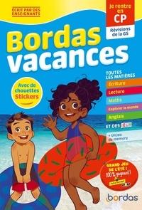 Delphine Bolin et Léa Fabre - Bordas vacances - je rentre en cp.