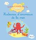 Delphine Bolin et Bénédicte Carboneill - Histoires d'animaux de la mer.