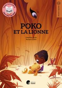 Delphine Bolin - Poko et la lionne.
