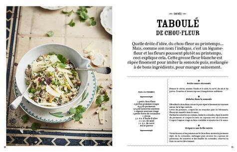 Cuisiner c'est une chance ! Les cahiers de Delphine.. 66 recettes de saison pour se faire du bien  Edition 2020