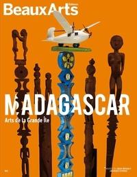 Delphine Burguet et Michèle Fiéloux - Madagascar - Arts de la Grande Ile.