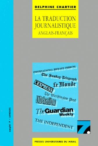 La Traduction Journalistique Anglais Francais