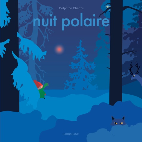 Delphine Chedru - Nuit polaire.