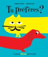 Delphine Chedru - Tu préfères ?.
