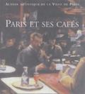 Delphine Christophe et Georgina Letourmy - Paris et ses cafés.