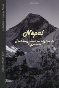 Delphine Comparat et Sébastien Fontanel - Népal - Trekking dans la région de l'Everest.
