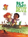 Delphine Cuveele et  Dawid - Pas de deux.