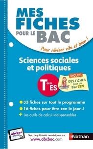 Delphine de Chouly et Fabienne Lepage - Mes fiches ABC du bac sciences sociales et politiques terminal ES.